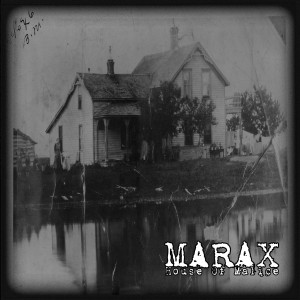 Marax House Of Menace cover