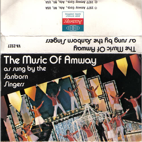 The Music Of Amway, As Sung By The Sanborn Singers